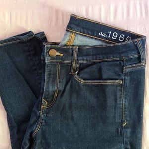 "Gap ""Legging"" Jeans"